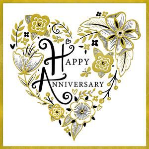 Rachel Ellen Anniversary Card (ZEB2)