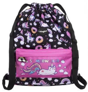Fringoo Drawstring Backpack - Unicat