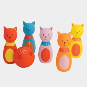 Ludi Bowling Games Cat