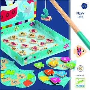 Djeco Navy Loto Game