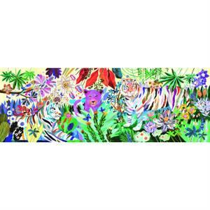 Djeco Rainbow Tigers Puzzle