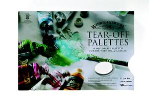 Winsor & Newton Tear-Off Palette 290X200 (7002018)