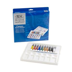 Winsor & Newton Cotman Watercolour Palette Ny-0390646 (0390646)