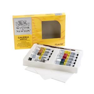 Winsor & Newton Galeria Acrylic Colour Painting Set (2190518)