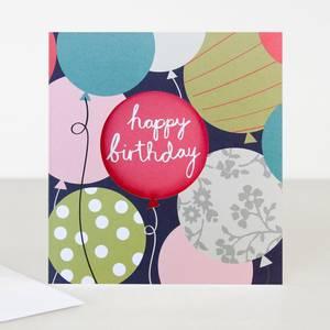Caroline Gardner Birthday Balloons (LUN002)