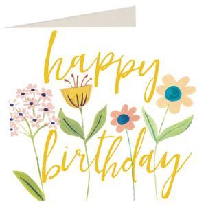 Caroline Gardner Happy Birthday (QUI008)