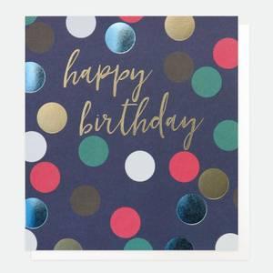 Caroline Gardner Happy Birthday (SOT008)
