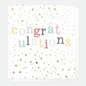 Caroline Gardner Congratulations (CON013)