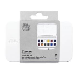Winsor & Newton Cwc Brush Pen Set 12Hp (0390658)