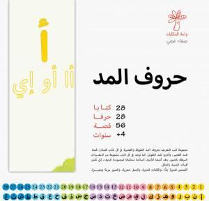 سلسلة حروف المد (28 قصة) - صفاء عزمي