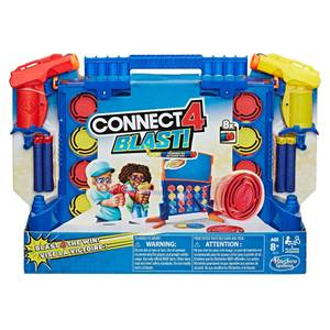 Hasbro Connect 4 Blast E9122