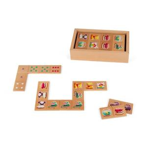 Janod Dominos Game J02704