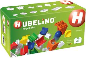 Hubelino Marble Run Catapult Expansion 41 Pcs