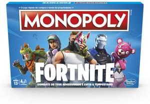 Hasbro Monopoly Fortnite E66031