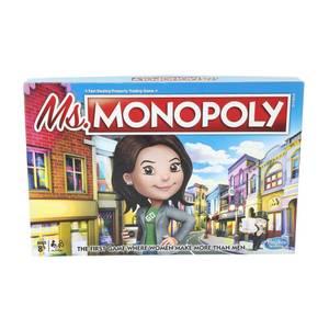 Hasbro Ms Monopoly E8424