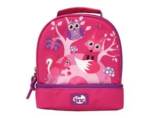 Tinc Woodland Lunch Bag (Xlunc2Pk)