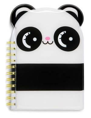 Pango Jelly Journal Notebook Panda Jmnbl02