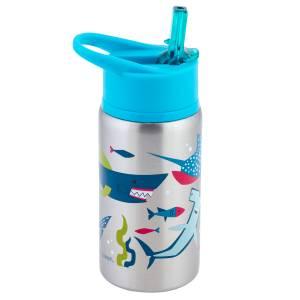 Stephen Joseph Stainless Steeel Water Bottles Shark (SJ117580)