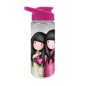 Santoro Gorjuss Sparkle & Bloom - Water Bottle - You Can Have Mine (954GJ04)
