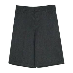 JBS GREY SHORTS BOYS HALF ELASTIC