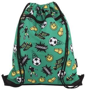 Fringoo Drawstring Bag - Football