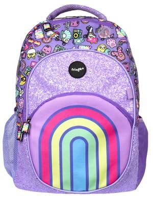 Fringoo Junior Backpack - Rainbow Smile