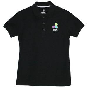 BLACK POLO SHIRT BOYS