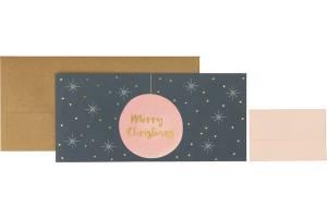 Stewo Christmas Gift Card - Ciela (Dark Blue)