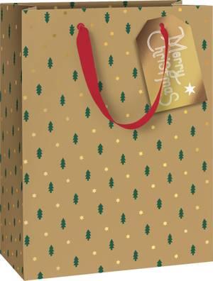 Stewo Christmas Gift Bag - Aurelia (Light Brown)