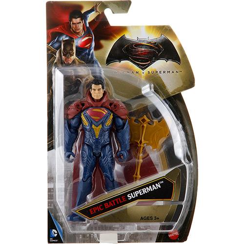 "Superman Dawn of Justice Epic Battle Superman 6/"" Action Figure"