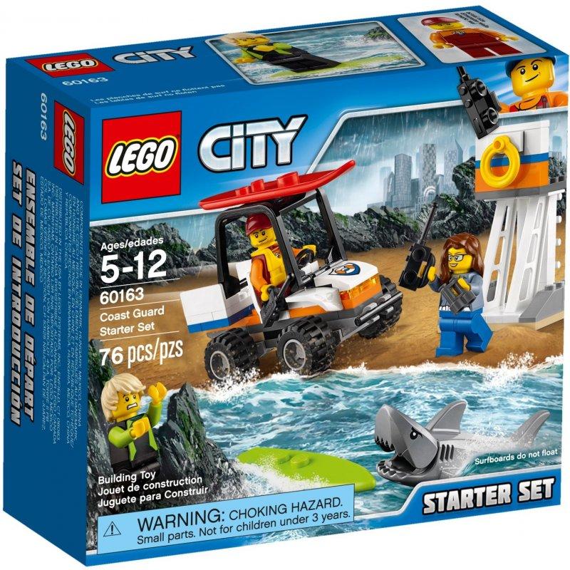 Lego Set Coast City Starter Guard vmnyNwPO80