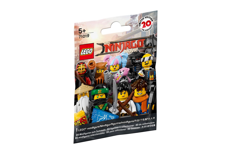 Magrudy.com - LEGO Ninjago Movie Minifigures