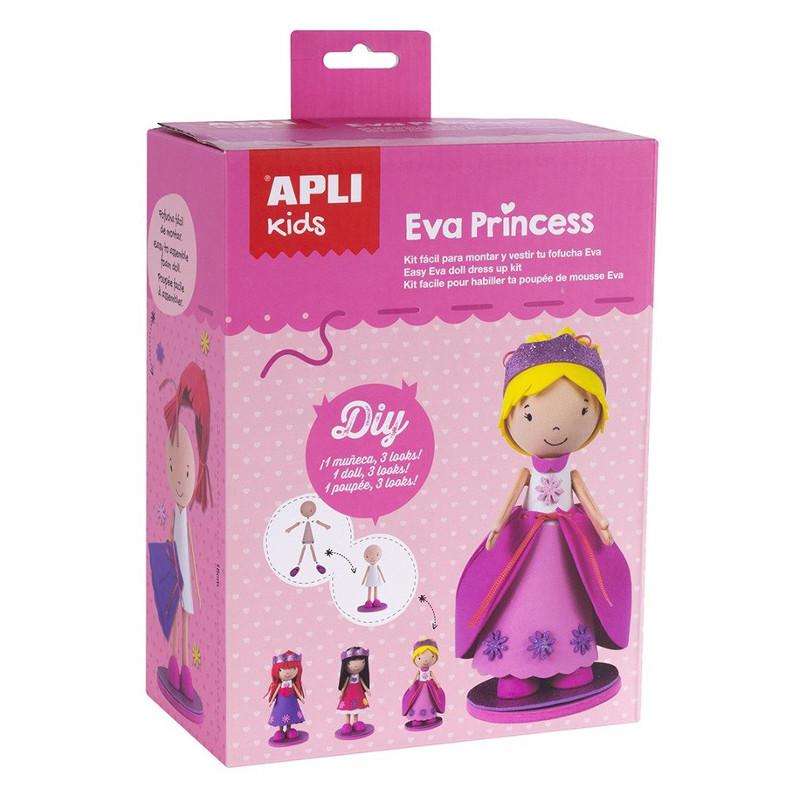 Apli Foam Doll Eva Princess