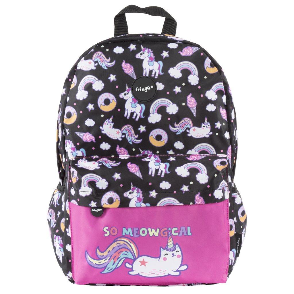 3c31a145fa4b Fringoo Waterproof Backpack - Unicat