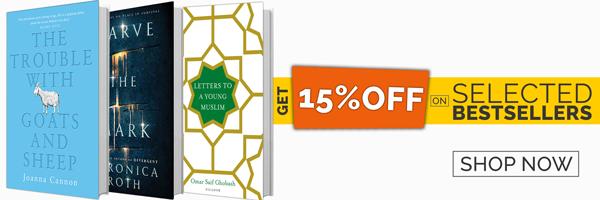 Bestseller - 15% off promotion - 600x200