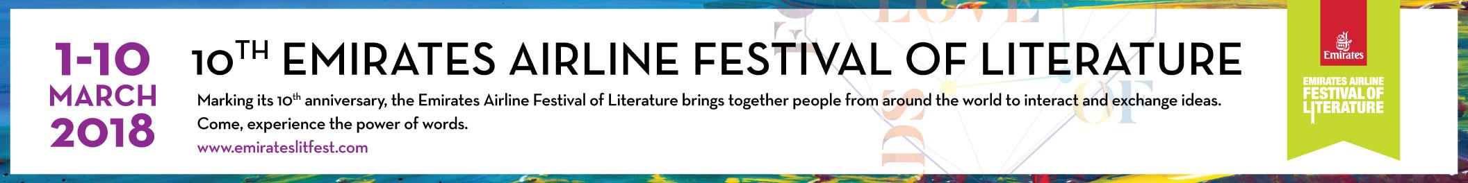 Emirates Lit Fest Category