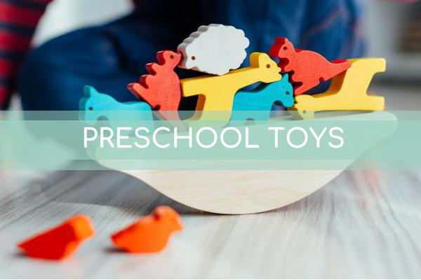 Preschool Toys 600x400