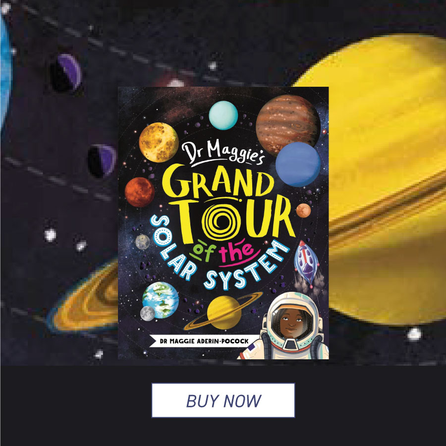 CNFHOTM June 20 Dr Maggie's Grand Tour of the Solar System 900x900
