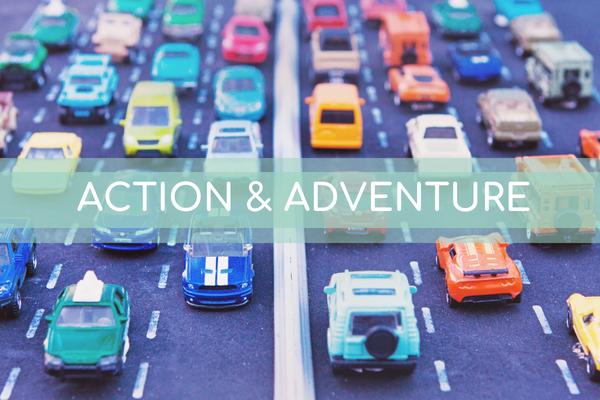 Action & Adventure 600x400