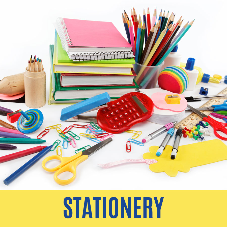 Education - School Stationery