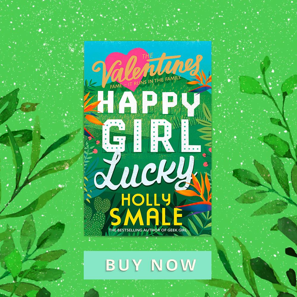 CHOTM MAR 19 Valentines: Happy Girl Lucky 900x900