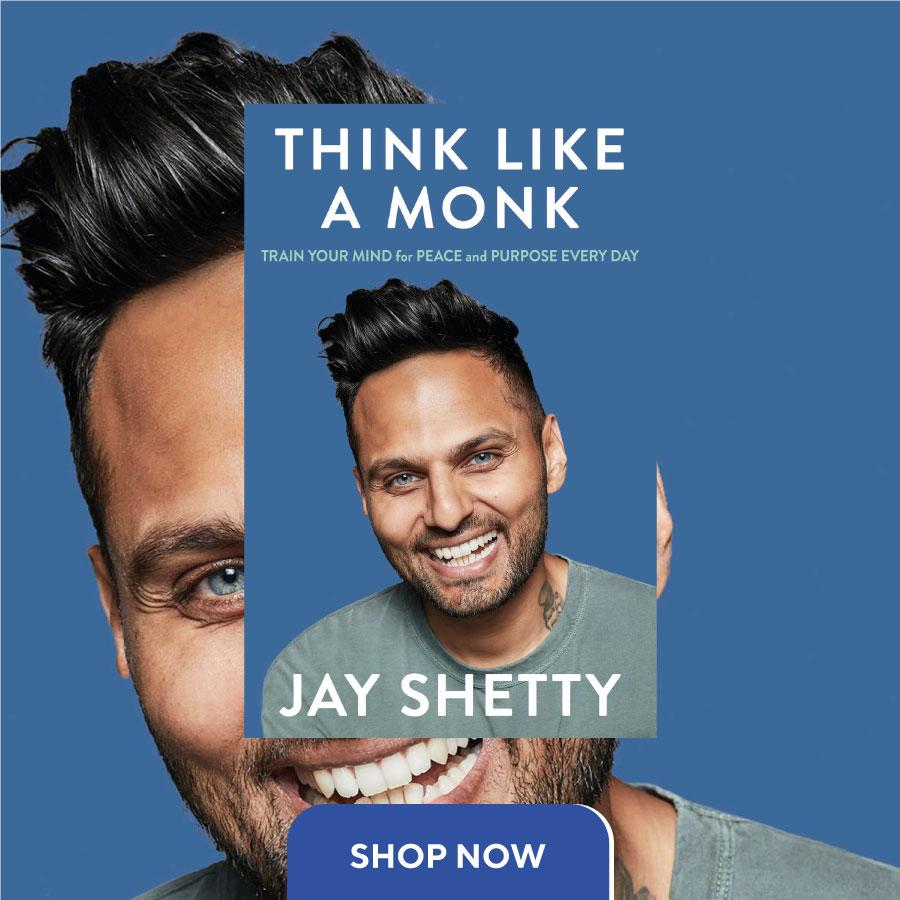 July 21 NFHOTM Think Like a Monk 900x900