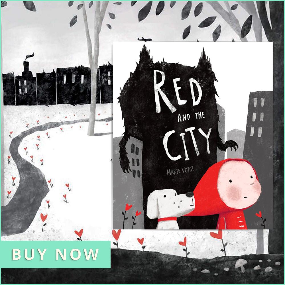 Nov CHOTM Red and the City 900x900