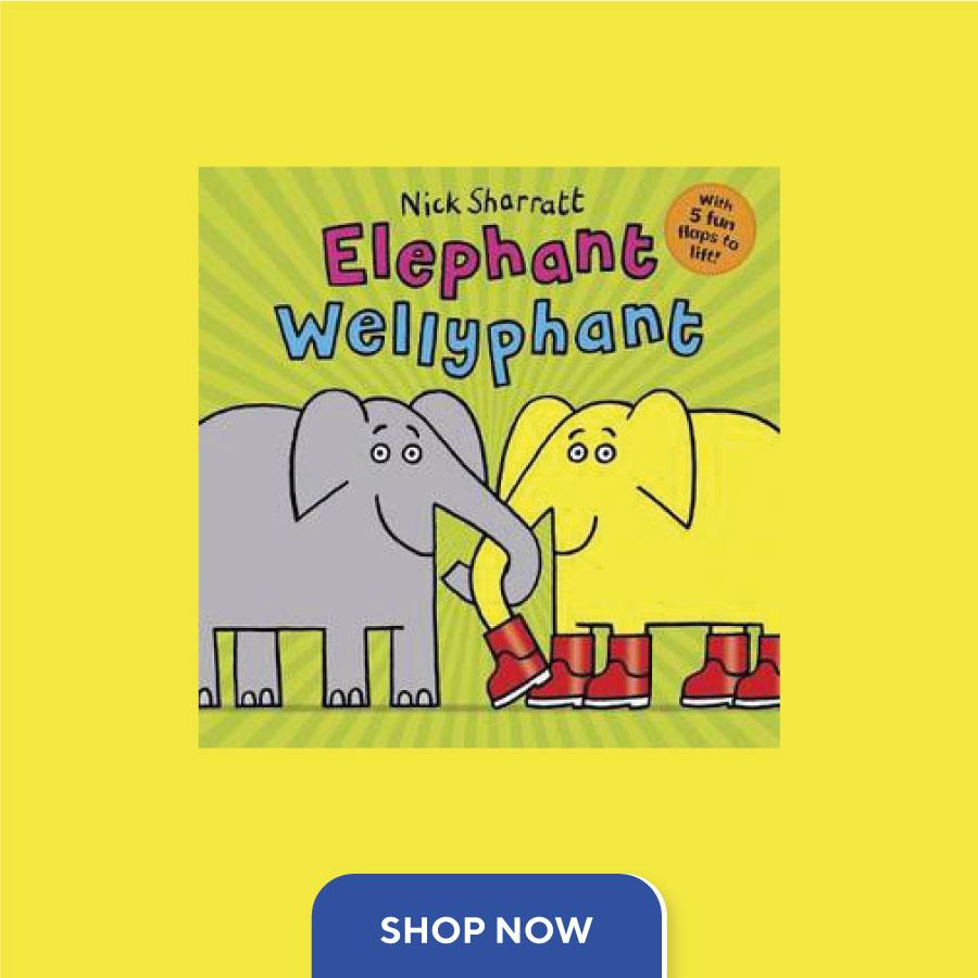 CFHOTM June 21 elephant-wellyphant 900x900