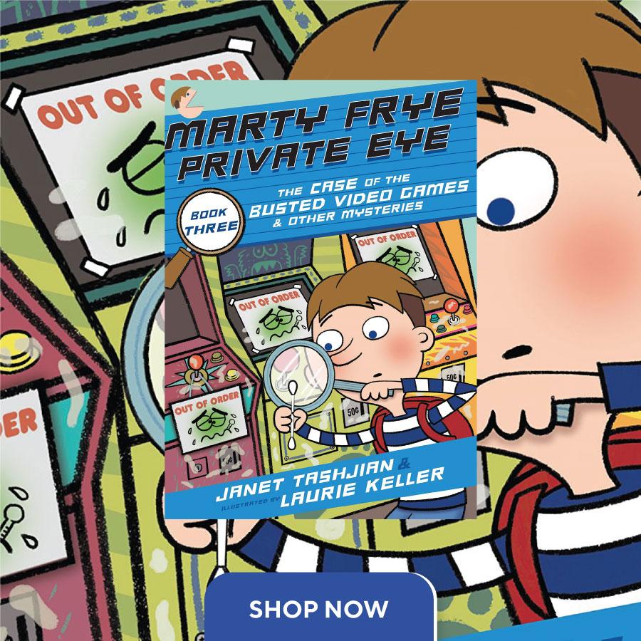 July 21 CFHOTM marty-frye-private-eye 900x900