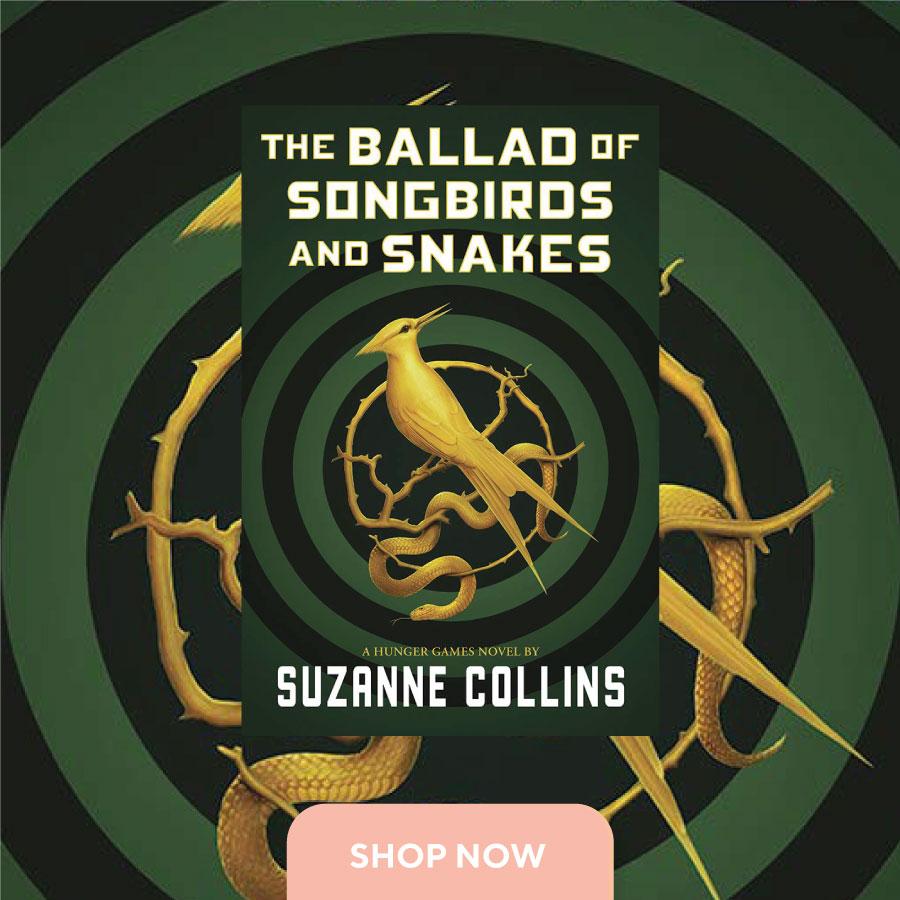 CFHOTM2 FEB 21 The Ballad of Songbirds and Snakes 900x900