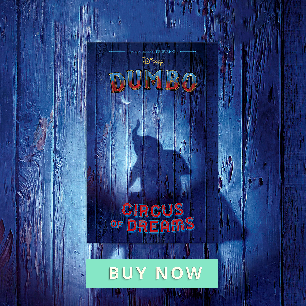 CHOTM MAR 19 Dumbo 900x900