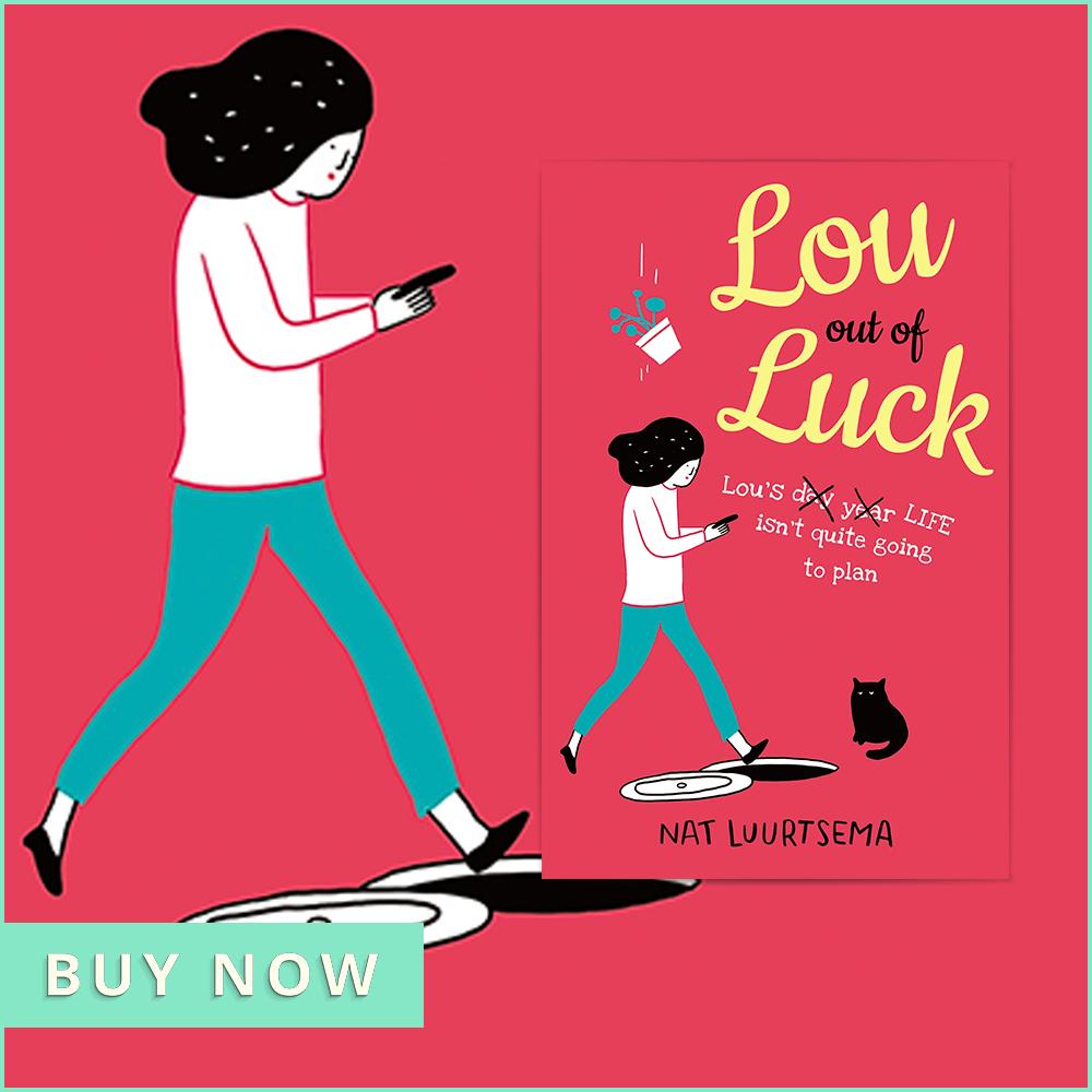 Nov CHOTM Lou Out of Luck 900x900
