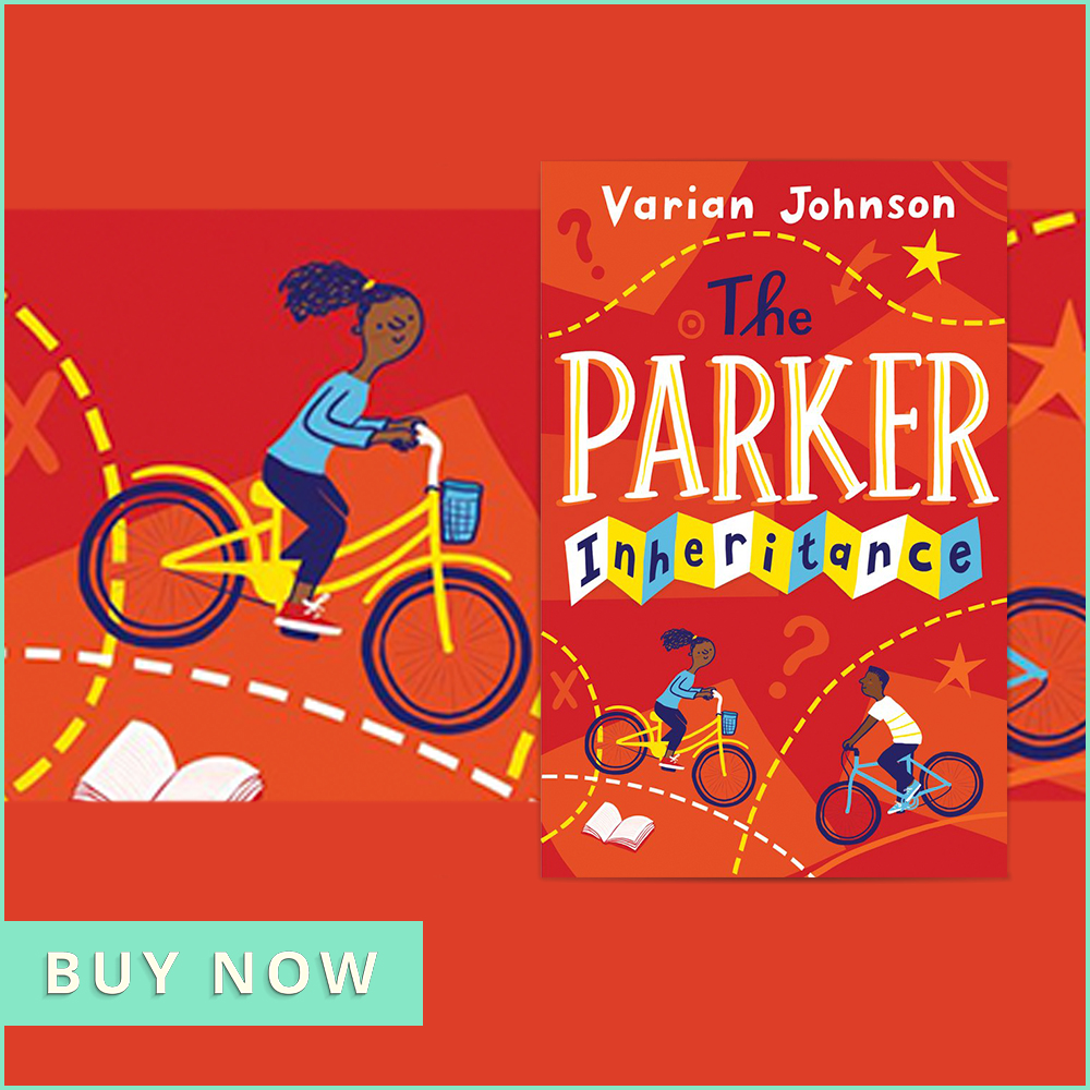 Nov CHOTM The Parker Inheritance 900x900