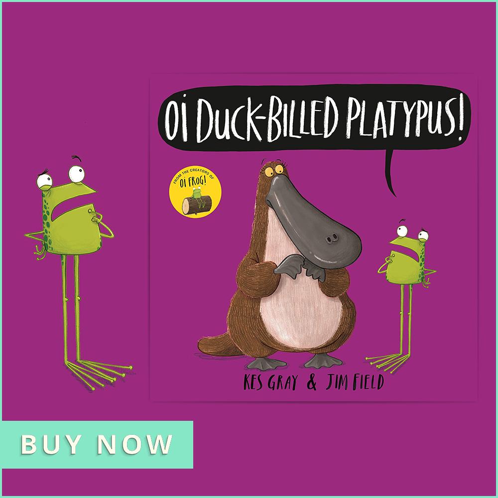 Nov CHOTM Oi Duck-billed Platypus 900x900